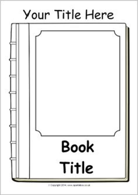 Printable blank book report forms